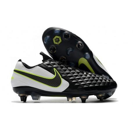 Buty piłkarskie Nike Tiempo Legend 8 Elite SG Pro AC Czarny Biały