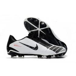 Buty Piłkarskie Nike Phantom Vnm Elite Fg -Biały Czarny Czerwony