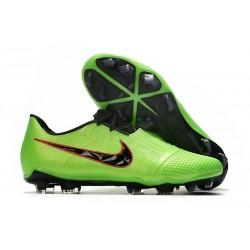 Buty Piłkarskie Nike Phantom Vnm Elite Fg -Zielony Czarny