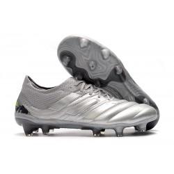 adidas Copa 19.1 FG Buty Piłkarskie Srebrny Wilczy