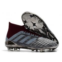 Korki Pilkarskie adidas Predator 18.1 FG - Pogba Wilczy Czerwony