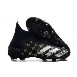 Korki piłkarskie Adidas Predator Mutator 20+ FG Paul Pogba Czarny Szary