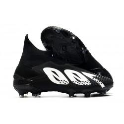 Korki piłkarskie Adidas Predator Mutator 20+ FG Czarny Biały