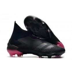 Korki piłkarskie Adidas Predator Mutator 20+ FG Czarny Różowy