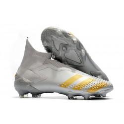 Korki piłkarskie Adidas Predator Mutator 20+ FG Wilczy Złoto