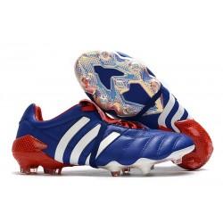 Adidas Predator 20+ Mutator ManiaTormentor FG Niebieski Czerwony Biały