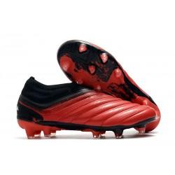 Buty adidas Copa 20+ FG - Czerwony Biały Czarny