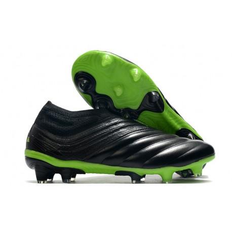 Buty adidas Copa 20+ FG - Czarny Zielony