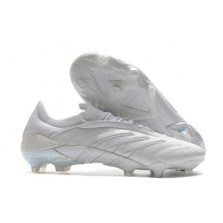 Buty Piłkarskie adidas Predator Archive FG -Biały