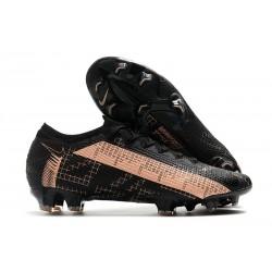 Buty Piłkarskie Nike Mercurial Vapor 13 Elite FG Czarny Różowy