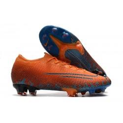 Nike Mercurial Dream Speed 003 'Phoenix Rising' Concept Pomarańczowy Niebieski