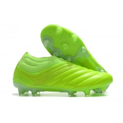 Buty adidas Copa 20+ FG - Zielony Biały