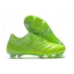 Korki Pilkarskie adidas Copa 20.1 FG Zielony Biały