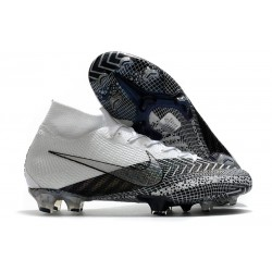 Nike Mercurial Superfly VII Elite 360 FG Dream Speed 3 - Biały Czarny