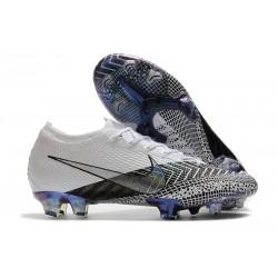 Buty Piłkarskie Nike Mercurial Vapor 13 Elite FG Dream Speed 3 - Biały Czarny
