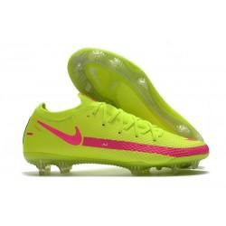 Buty Piłkarskie Nike Phantom GT Elite FG Zawistny Różowy