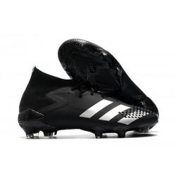 Buty piłkarskie adidas Predator Mutator 20.1 FG Czarny Srebro