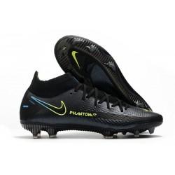 Buty piłkarskie Nike Phantom GT Elite Dynamic Fit FG - Czarny
