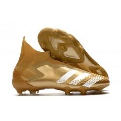 Adidas Predator Mutator 20+ FG - Złoty Biały