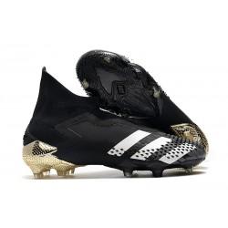 Adidas Predator Mutator 20+ FG - Czarny Biały Złoto