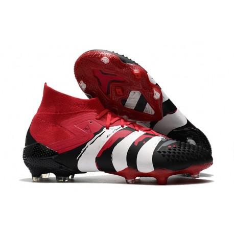 adidas Predator Mutator 20.1 FG Human Race x Pharrell Czarny Czerwony