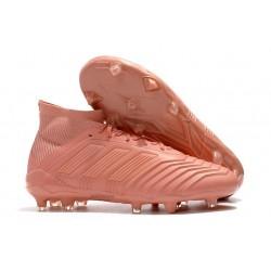 Korki Pilkarskie adidas Predator 18.1 FG - Różowy