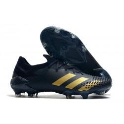 adidas Nowy Predator Mutator 20.1 FG Czarny Złoto