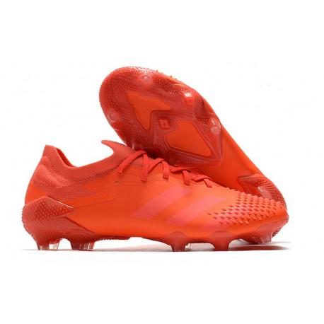 adidas Nowy Predator Mutator 20.1 FG Pomarańczowy