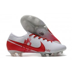 Nike Buty Mercurial Vapor XIII 360 Elite FG LFC Biały Czerwony