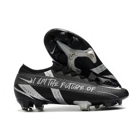 Nike Buty Mercurial Vapor XIII 360 Elite FG Future Czarny Srebro