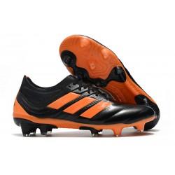 adidas Copa 19.1 FG Buty Piłkarskie Pomarańczowy Czarny