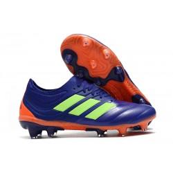 adidas Copa 19.1 FG Buty Piłkarskie Fioletowy Zielony Pomarańczowy