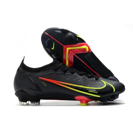 Buty piłkarskie Nike Mercurial Vapor 14 Elite FG Czarny Cyber Off Noir