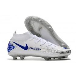 Nike Buty Phantom GT Elite DF FG Biały Czarny