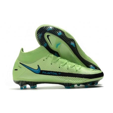 Nike Buty Phantom GT Elite DF FG Zielony Czarny Niebieski