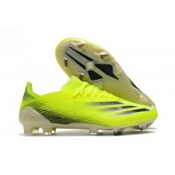 Buty Piłkarskie adidas X Ghosted.1 FG Zawistny Czarny