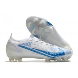 Nike Mercurial Vapor XIV Elite FG Biały Niebieski