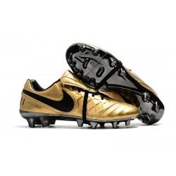 Buty Piłkarskie Nike Tiempo Totti X Roma Złoty