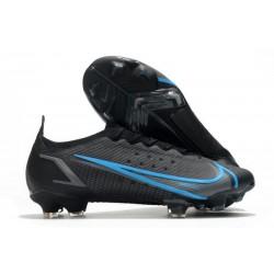 Buty piłkarskie Nike Mercurial Vapor 14 Elite FG Czarny Niebieski Wilczy