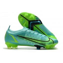 Nike Mercurial Vapor XIV Elite FG Niebieski Zielony