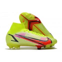 Nike Mercurial Superfly VIII Elite FG Zawistny Czerwony Czarny
