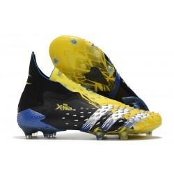 Buty Piłkarskie adidas Predator Freak+ FG X-Men Wolverine Niebieski Srebro Czarny