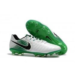 Buty Piłkarskie Nike Tiempo Legend VII FG Biały Zielony