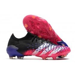 Buty adidas Predator Freak.1 Low FG Czarny Czarny Różowy
